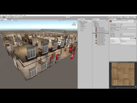 Bank Asset Unity 5 editor overview