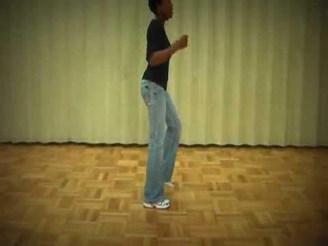 How to do the Cha Cha Slide Line Dance with written instructions below