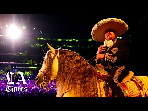 Pepe Aguliar on his 'Rodeo Without Borders' and his family's legacy