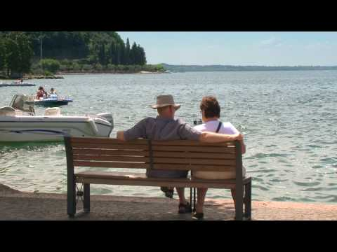 Garda In Lake Garda (resort Film)