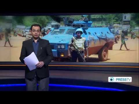 First UN Peacekeeper Killed In Capital Bangui