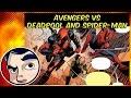 "Avengers Vs Deadpool & Spider-Man ""Secret Empire Begins"" - ANAD Complete Story"