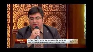 Ali Osman ALACA Gönlümüz Her An Sendedir Ya Rab İlahisi-Diyanet Tv(Canlı) 2017 Video