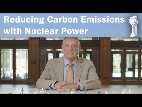 Reducing Carbon Emissions With Nuclear Power with James O. Ellis, Jr.: Perspectives on Policy