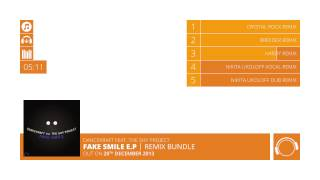 Dancekraft feat. The Shy Project - Fake Smile (Remix Bundle) [Official Teaser]