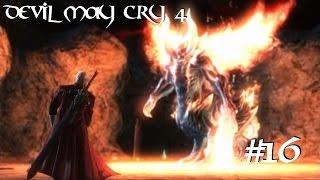 Devil May Cry 4 Walkthrough HD - Mission 16