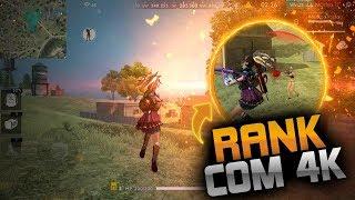 🔴 FREE FIRE AO VIVO! RANQUEADA COM 4K • EASY thumbnail