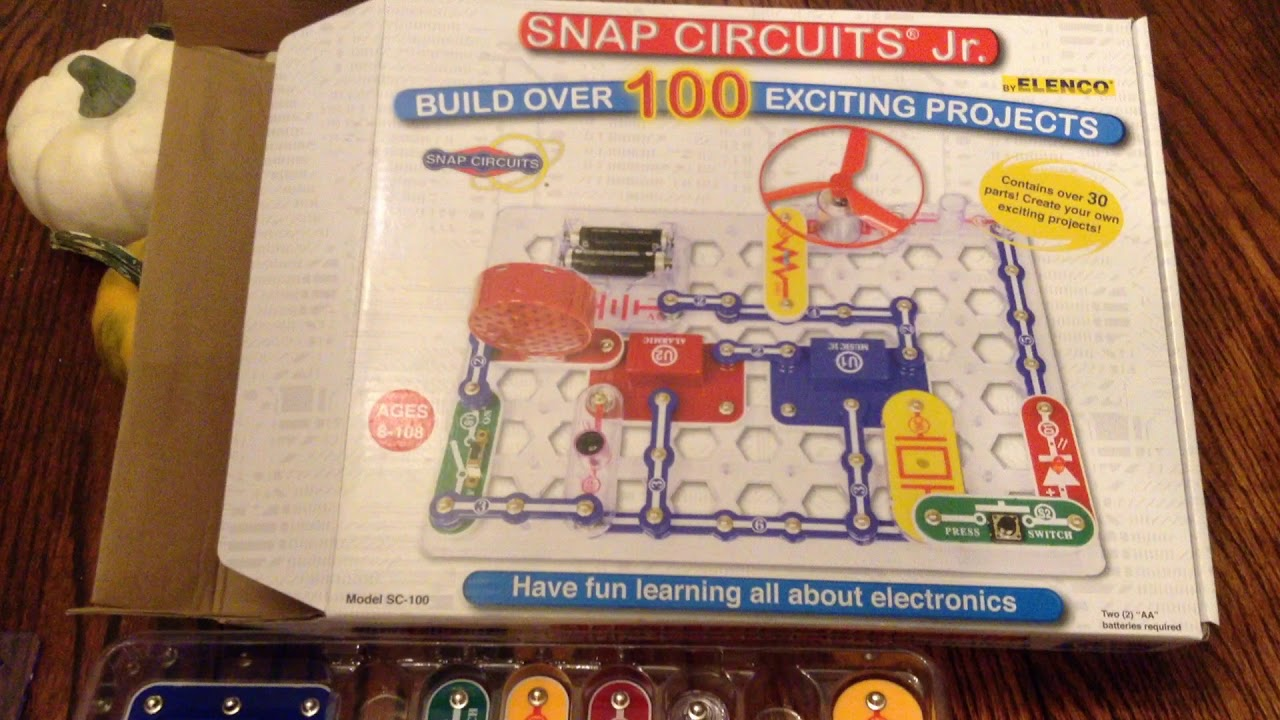 Electric Light Switch By Sh Youtube Snap Circuits Parts