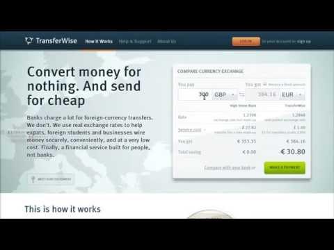 Best international money transfer