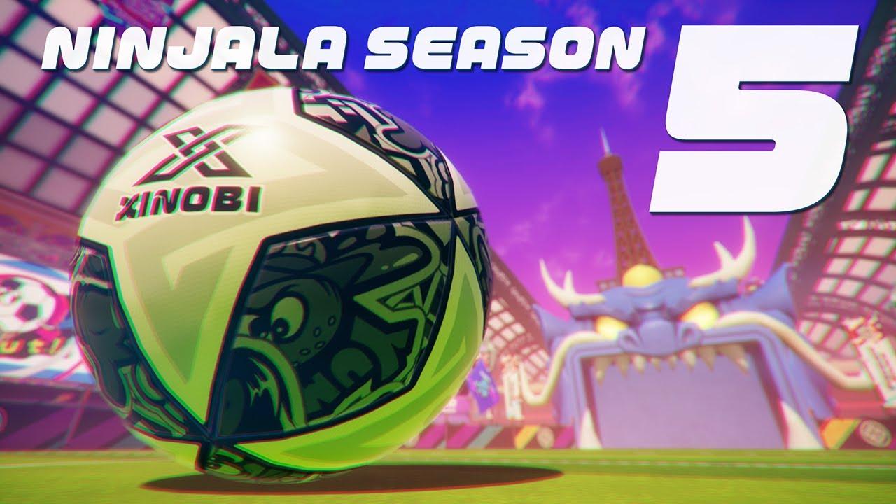Ninjala - Season 5 Trailer   ニンジャラ - シーズン5 トレーラー