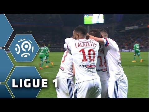 Goal Christophe JALLET (48') / Olympique Lyonnais - AS Saint-Etienne (2-2) - (OL - ASSE) / 2014-15