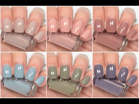 Essie - Wild Nudes | Swatch and Review