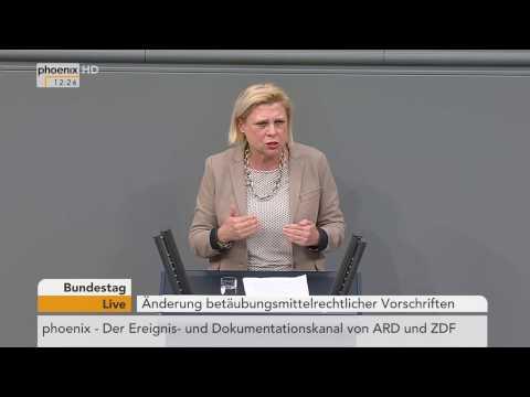 Bundestag: Aussprache über Cannabis als Arzneimittel am 19.01.2017