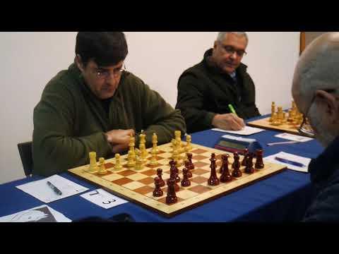 I  Torneio de Xadrez Convento S Miguel (Gaeiras) - Sub2200 - 2018