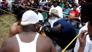 Eastside Backyard Brawl Chi-co vs. Steve ROUND 4