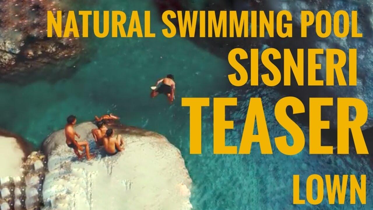 Natural Swimming Pool Sisneri Nepal Youtube
