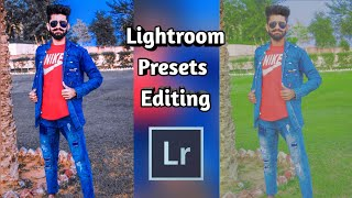 Free lightroom presets pack