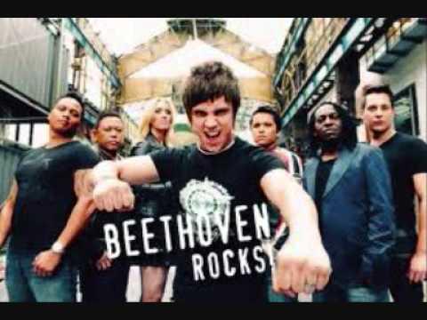 Beethoven Symphony no. 5 remix