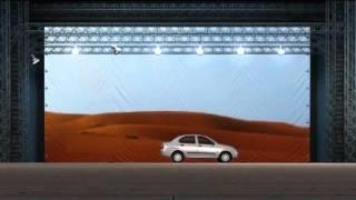 Saipa рекламные видеоролики иранского авто