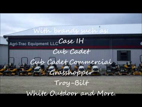Agri-Trac Equipment - Farming Equipment Utica, OH