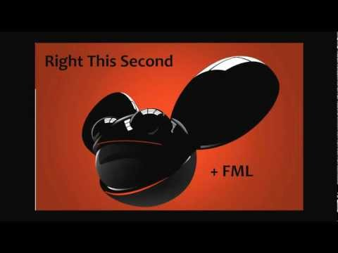 Deadmau5 - Right This Second + FML (Played At The Same Time)