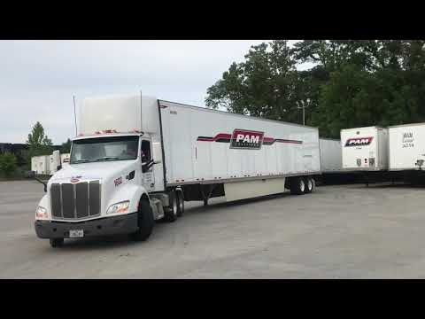 A Day At The Pam Transport Compound In Louisville Kentucky Pat 2