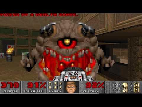 Doom II: Hell on Earth - Ultra-Violence Speedrun in 18:40 |