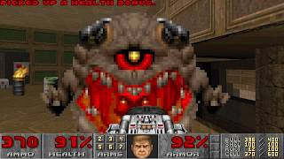 Doom II: Hell on Earth - Ultra-Violence Speedrun in 18:40