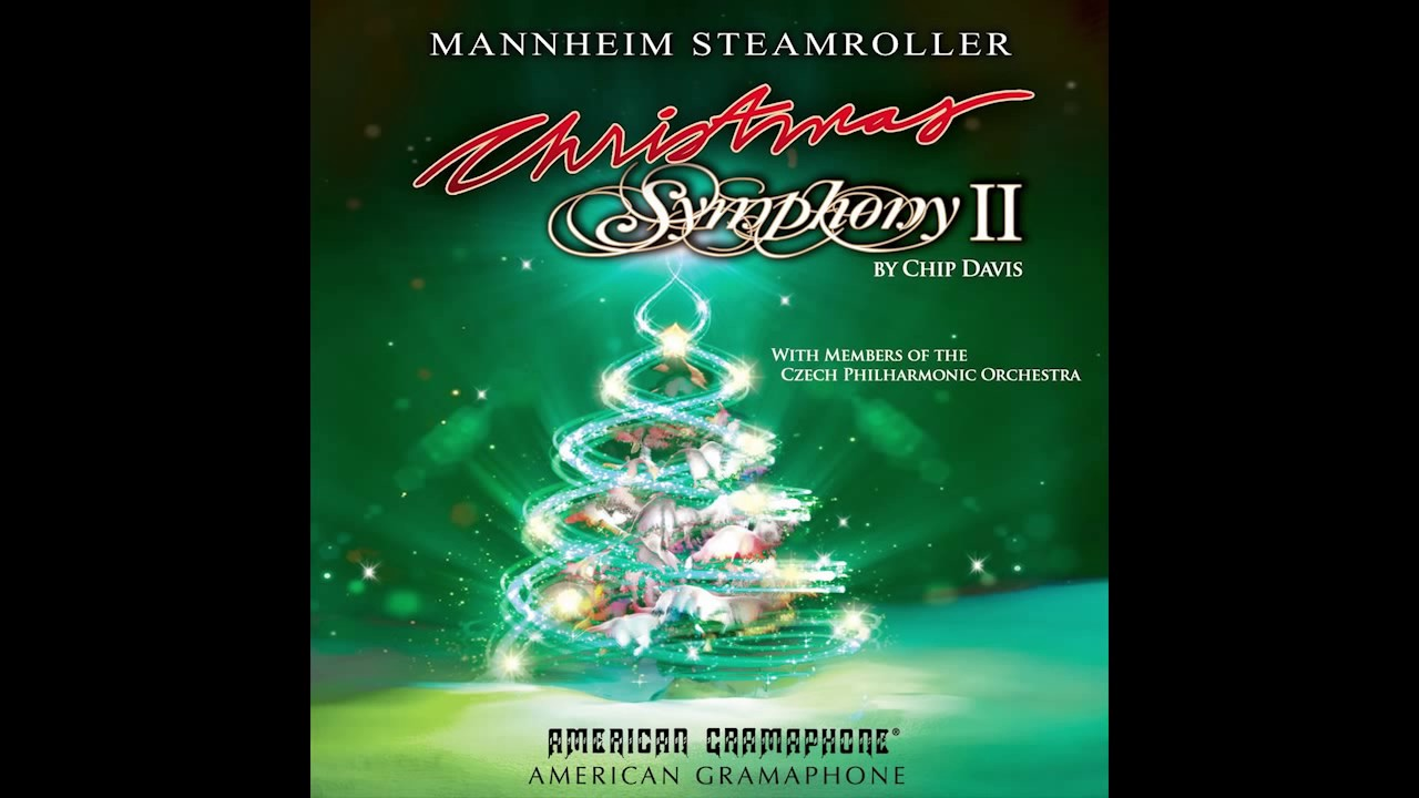 Mannheim Steamroller Pat a Pan Christmas Symphony II album - YouTube