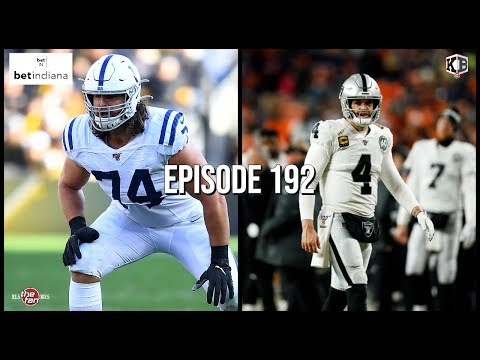 Ranking Colts Positions Of Need This Offseason + Trade For Derek Carr?