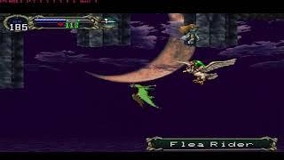 Castlevania #04 Nightamre  Succubus GamePlay PT-BR