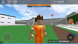 Geting ankles in roblox prison life