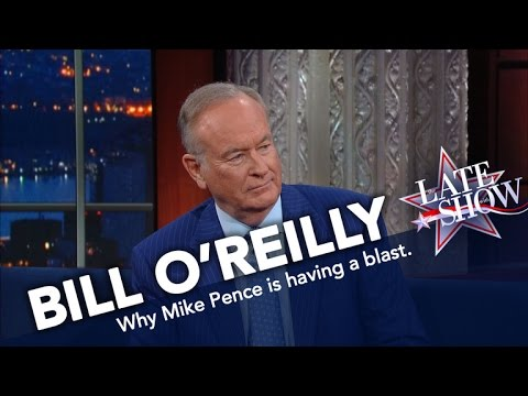 Thumbnail: Bill O'Reilly On Mike Pence: Defending Trump Is Not Easy