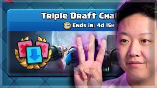 Triple Draft (zero losses)