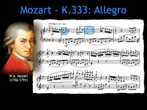 Musical Tidbits: Episode #2 - A Question of Motive (Mozart)