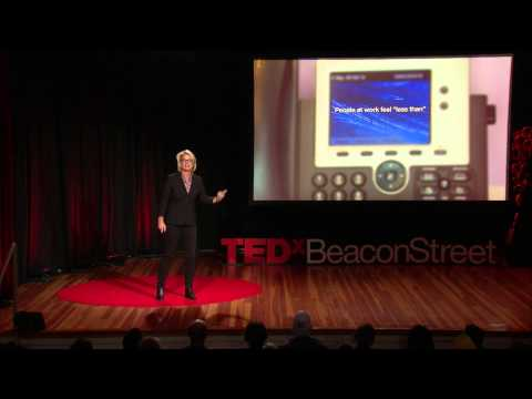 It's time to get under the covers   Christie Smith   TEDxBeaconStreet