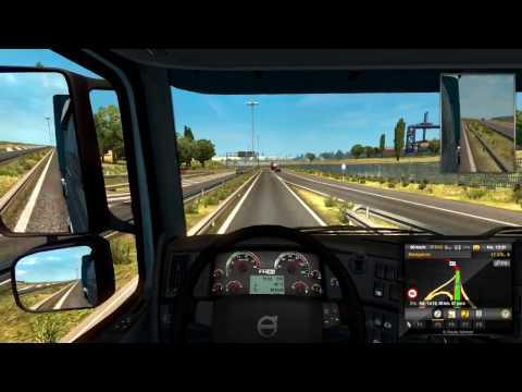 Euro Truck Simulator 2 - Vive la France | Paris (FR) - Brussel (B)