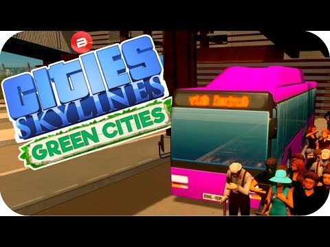 Cities: Skylines Green Cities ▶QUAY SIDE PROPERTY◀ Cities Skylines Green City DLC Part 46