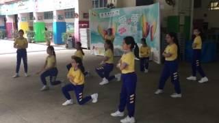 動感校園 - 黃埔宣道小學「我勁威武」綵排