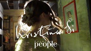 Кристина Си интервью и backstage со съемки обложки для журнала Fashion People Russia