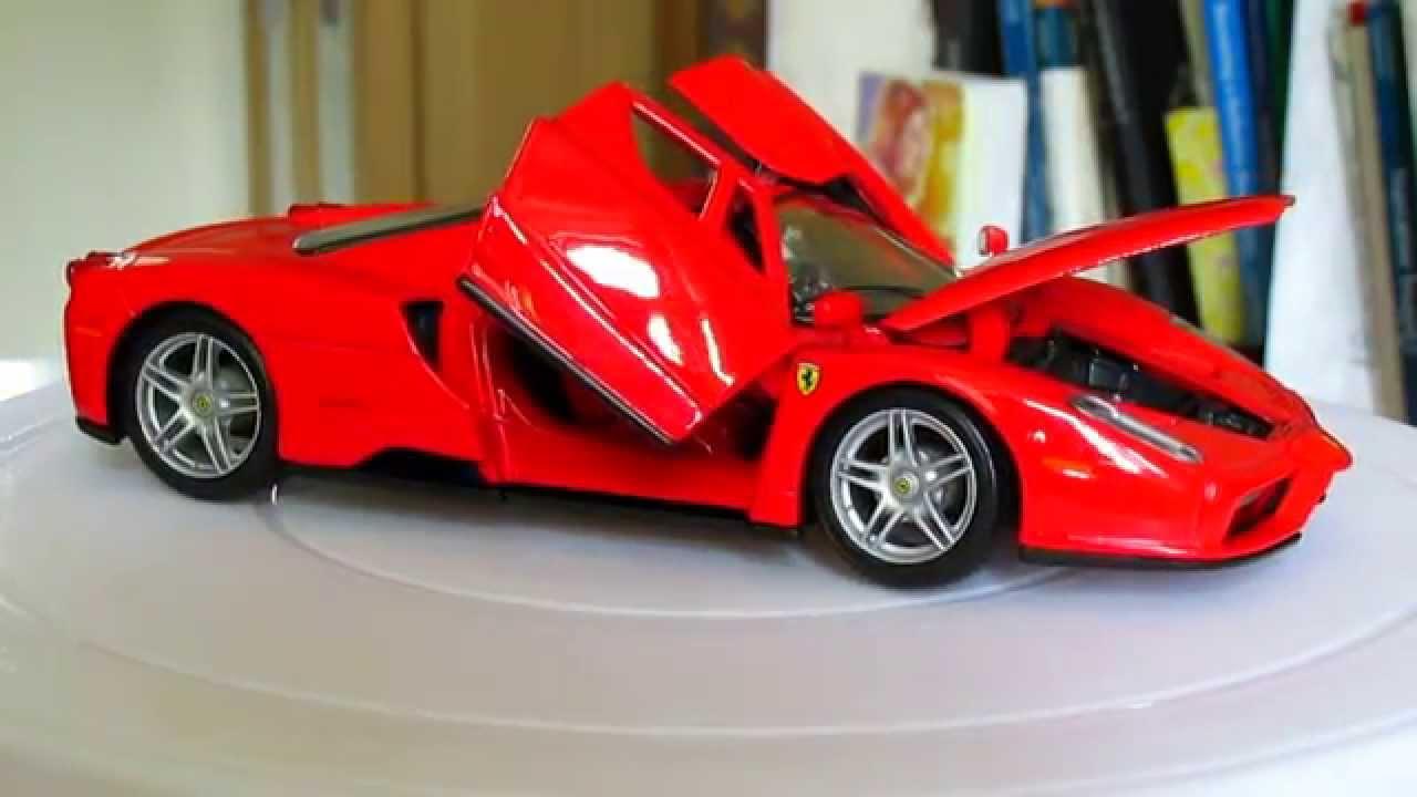 Ferrari Enzo 1 24 Scale By Maisto Youtube