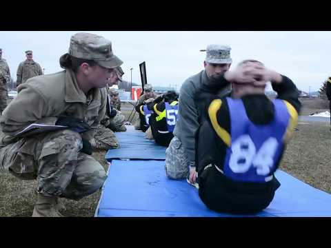 Pennsylvania Best Warrior Competition 2018 Pt.2, FORT INDIANTOWN GAP, PA, UNITED STATES, 04.06.2018