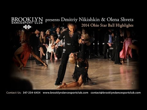 Ohio Star Ball - Pro Latin highlights by Dimitriy & Olena