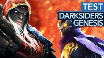 Sieht aus wie DIABLO, ist aber echtes Darksiders - Genesis im Test