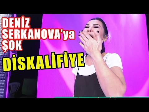 Şok Karar! Deniz Serkanova Yarışmadan Diskalifiye mi Edildi?