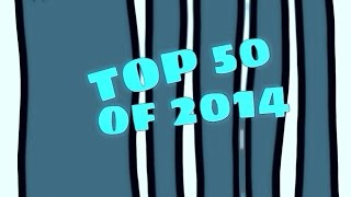 TOP 50 INDONESIA'S SONGS OF THE YEAR 2014