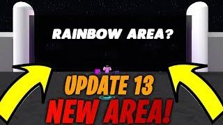 *NEW* RAINBOW AREA COMING TO PET SIMULATOR? (Roblox Update 13)