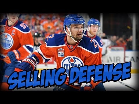 The Oilers Will Be Selling Defense NO MATTER What This Month | Edmonton Oilers Discussion