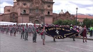 Desfile Santarrosino 2018 - 91 Años de Historia
