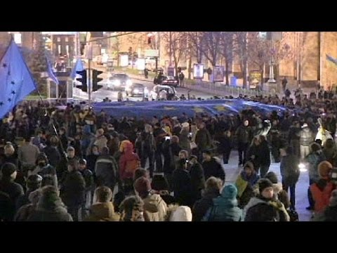 Ukraine: Yanukovich believes some are using protests for their own political ends